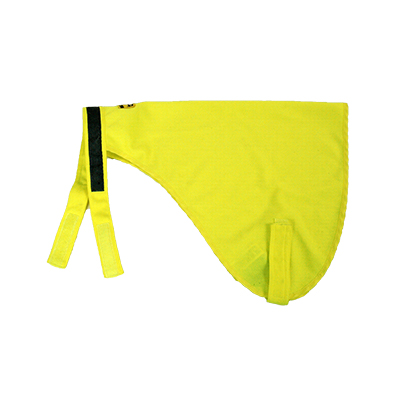 Insect Shield Reflective Vest Large, 40 cm neon