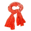 Insect Shield Scarf - orange 90*180 cm