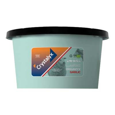 Crystalyx Organyx Garlic 80kg